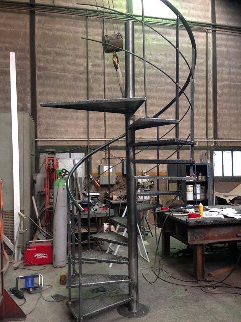Bac pro Ouvrages du bâtiment : métallurgie
