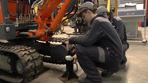 CAP Maintenance des matériels - option B matériels de construction et de manutention