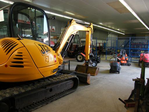 Bac pro Maintenance des matériels - option B matériels de construction etd e manutention