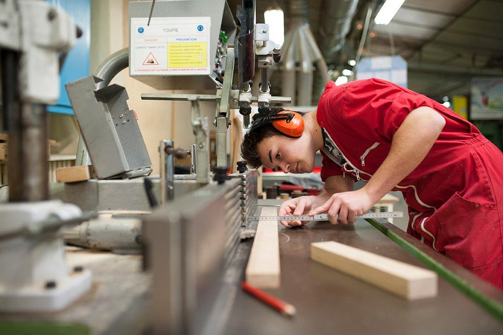 CAP Constructeur bois