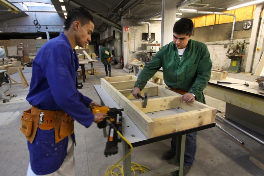 BTS Systèmes Constructifs bois et habitat